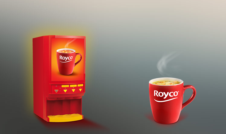 SOUPES ROYCO